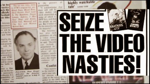 Video Nasties Definitive Guide 2014 2010 documentary1