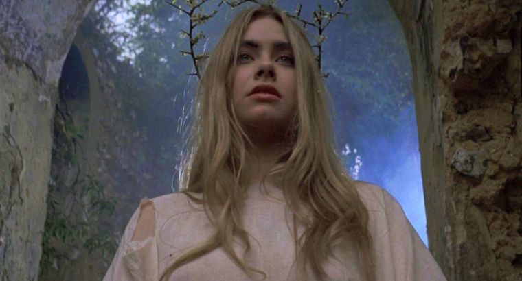 Angel Blake - Blood on Satan's Claw
