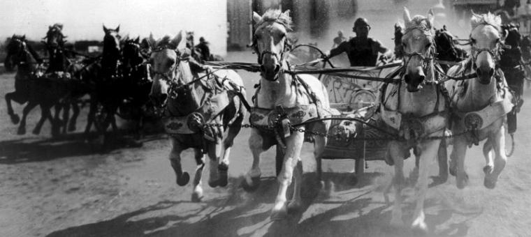 ben-hur-1925-chariot-race-2